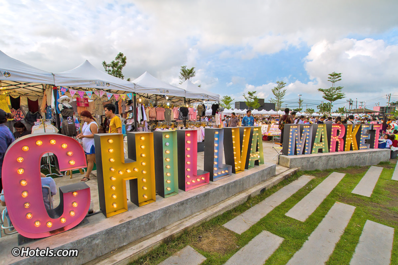 Chillva Market - Things To Do In Phuket