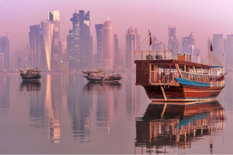 Doha Dhow boat tour - Doha stopover things to do