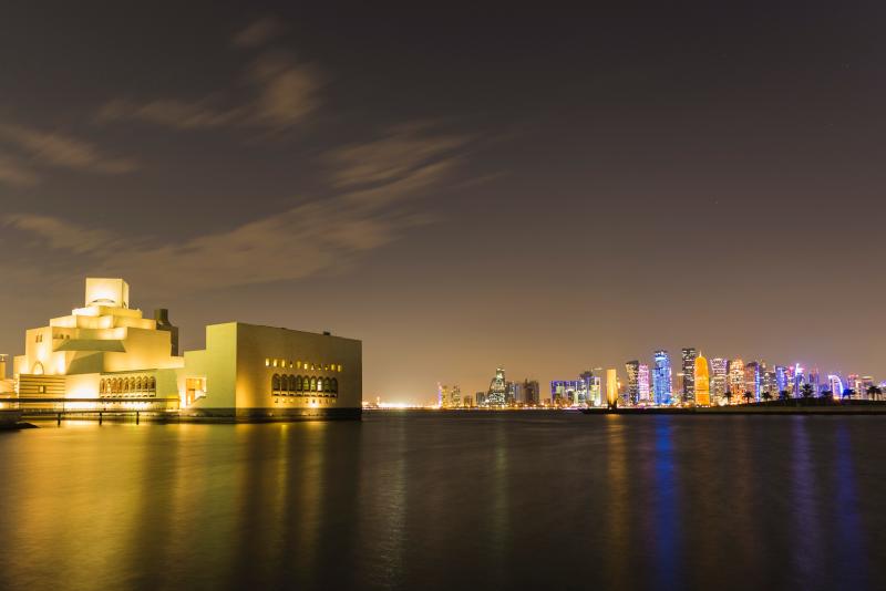 Museo de Arte Islámico - Cosas que Hacer en una Escala en Doha (Catar)