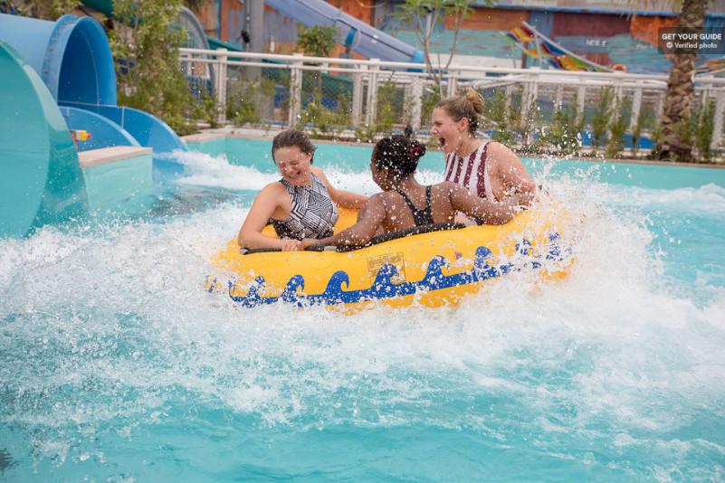 Laguna Waterpark - Parques Temáticos em Dubai