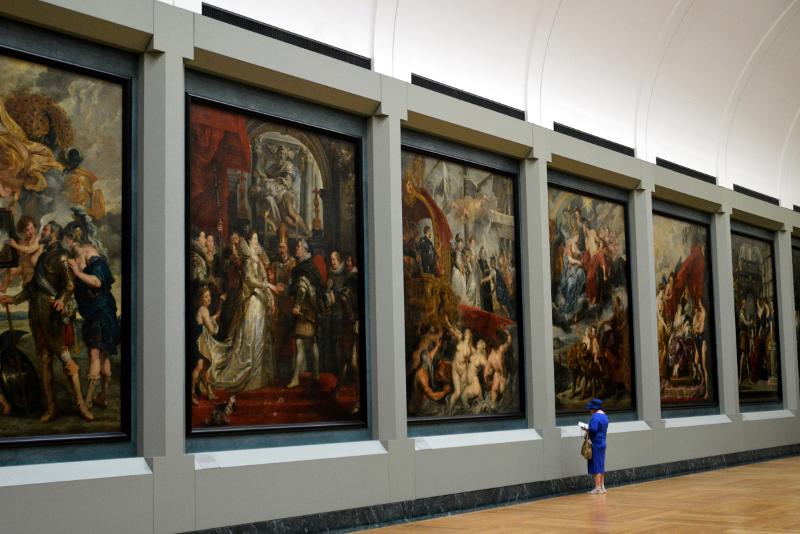 Dipinti - Biglietti last minute per il Museo del Louvre