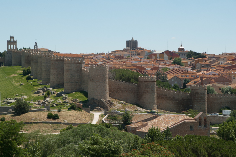 Ávila - Tagesausflüge von Madrid