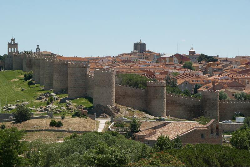 Ávila - Day Trips from Madrid