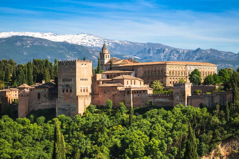 Alhambra guided tour tickets price