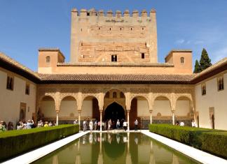 Alhambra tickets price