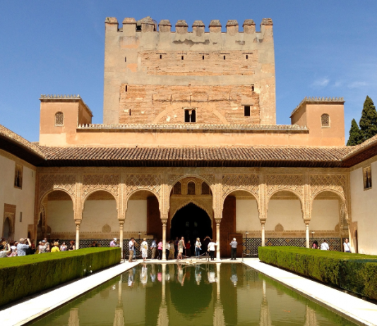 Alhambra tickets price