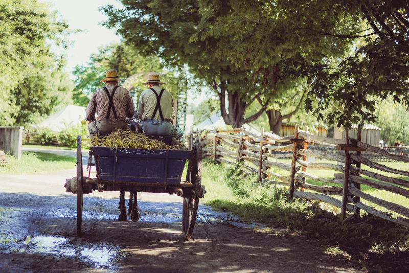 Amish Country - day trips from New York City
