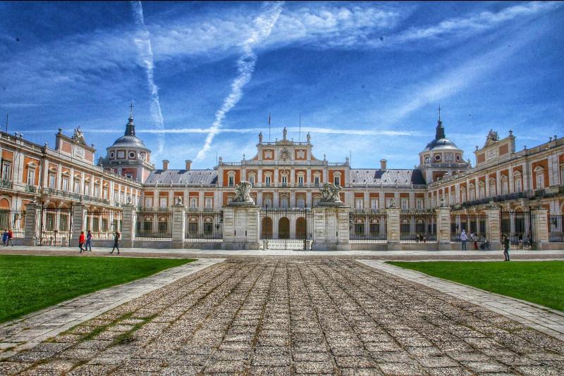 Aranjuez - Tagesausflüge von Madrid