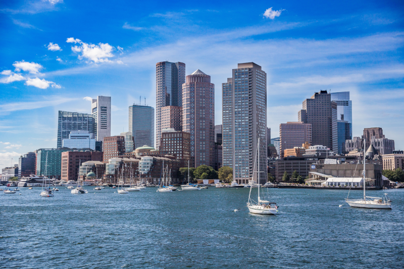 Boston - day trips from New York City