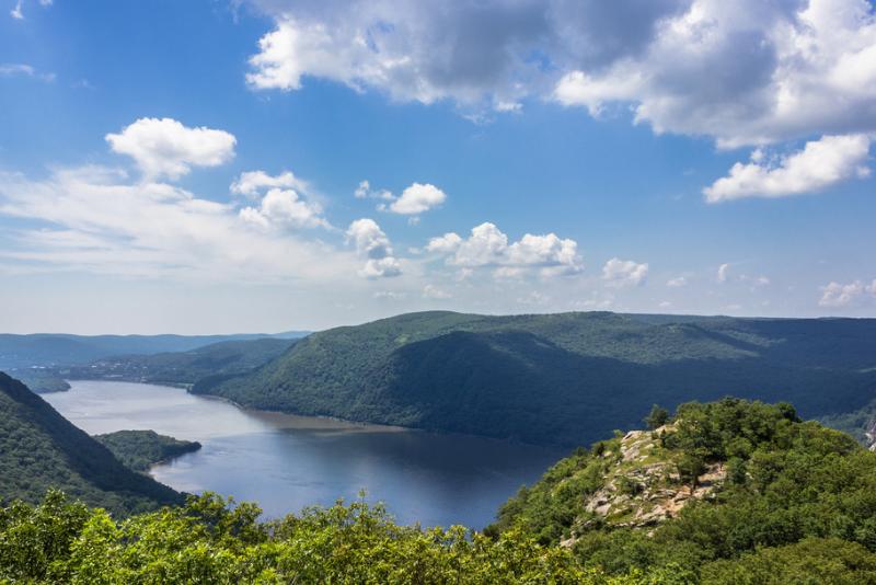 Breakneck Ridge - excursiones de un día desde la ciudad de Nueva York