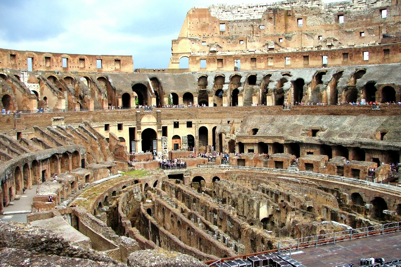 Colosseum U-Bahn & Tickets
