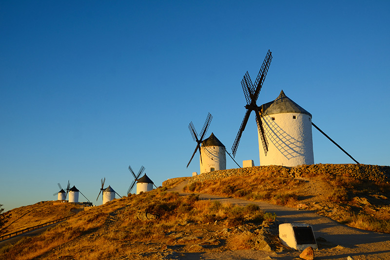 Consuegra - Day Trips from Madrid
