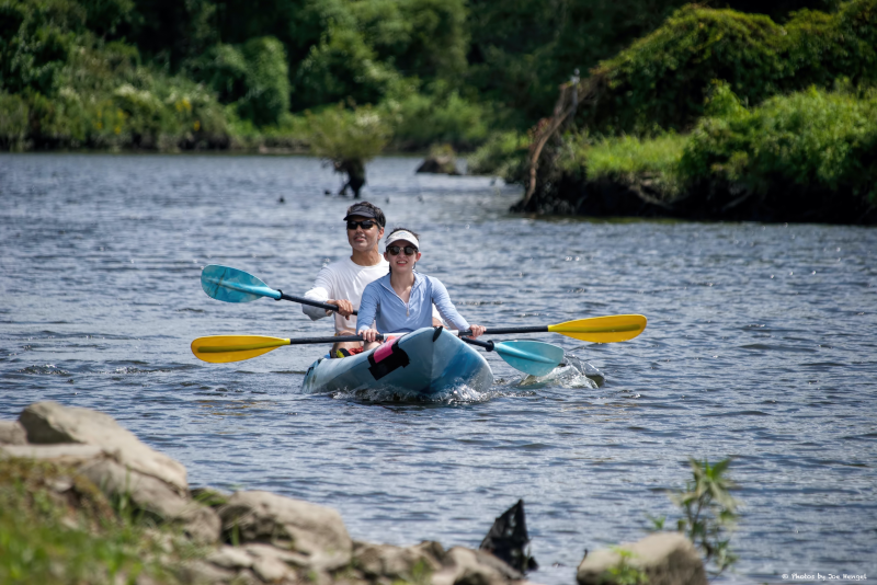 Delaware River kayak - day trips from New York City