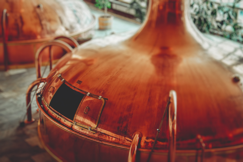 Distillery - day trips from New York City