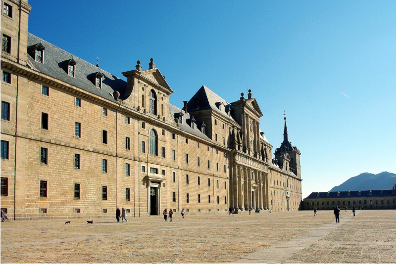 Monasterio del Escorial - Day Trips from Madrid