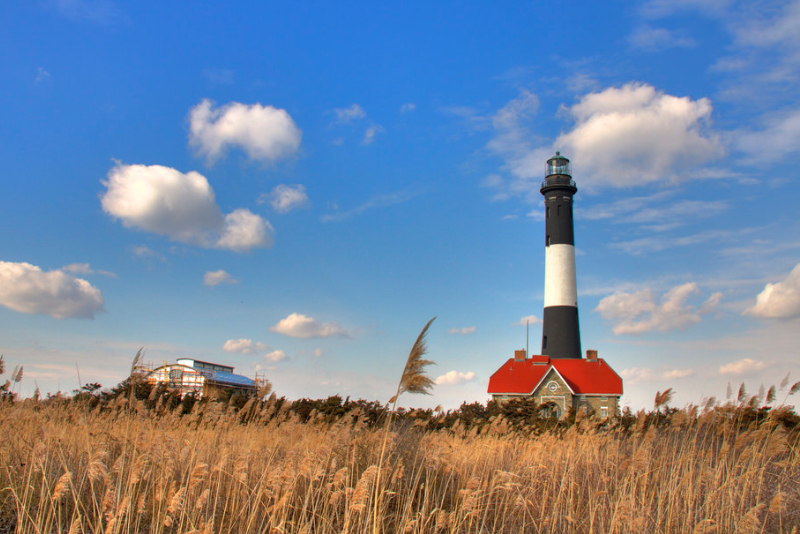 Fire Island - day trips from New York City