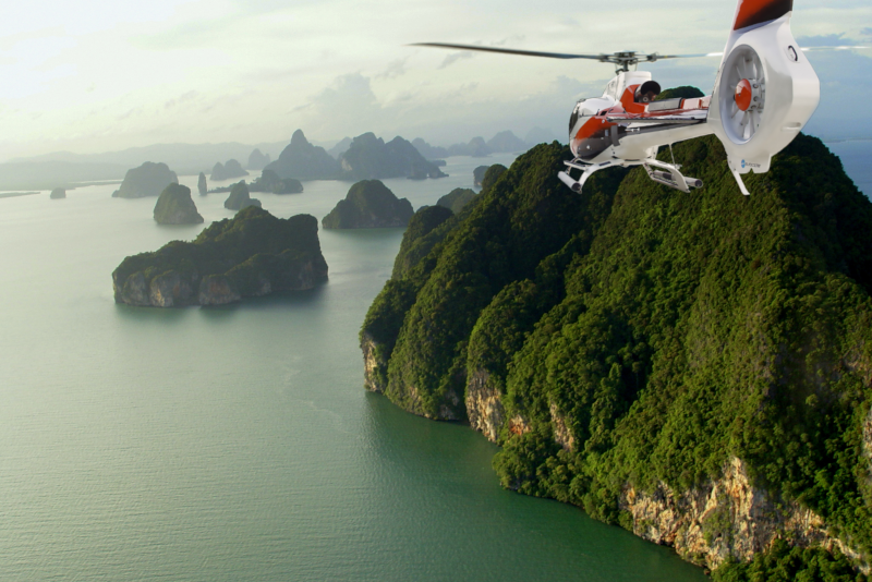 Helicopter Tour - Things To Do In Phuket