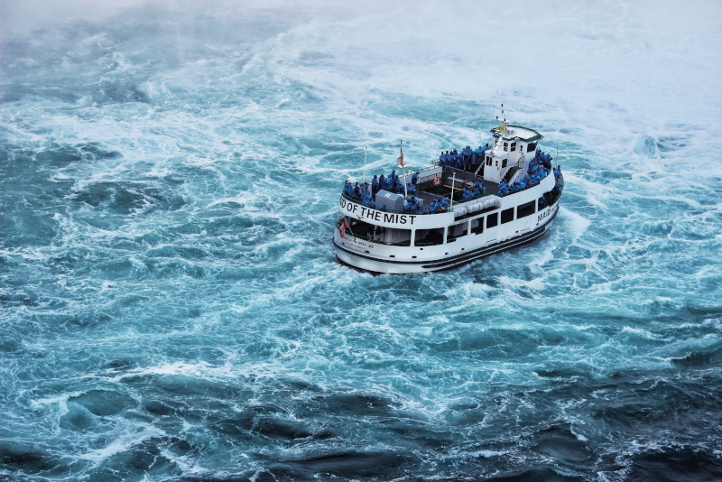 Maid of the Mist - day trips from New York City