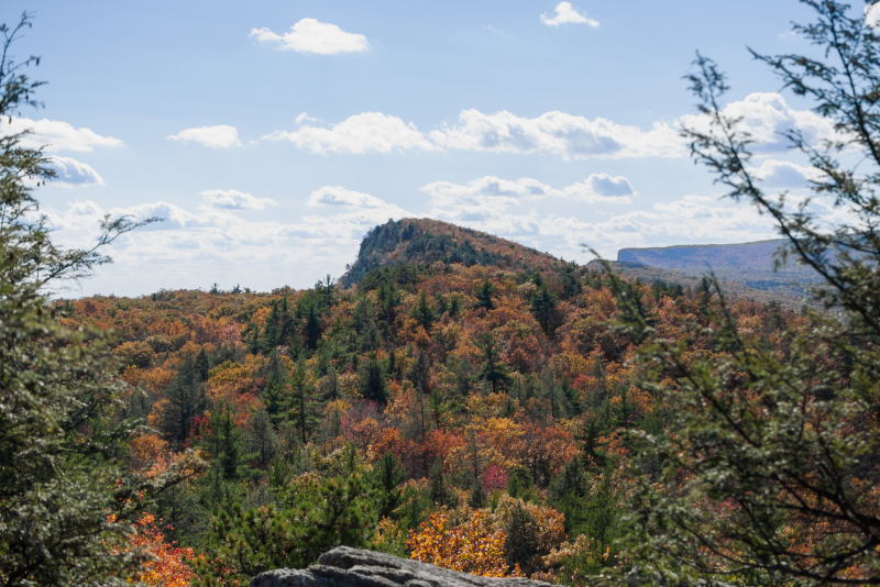 Mohonk Preserve - day trips from New York City