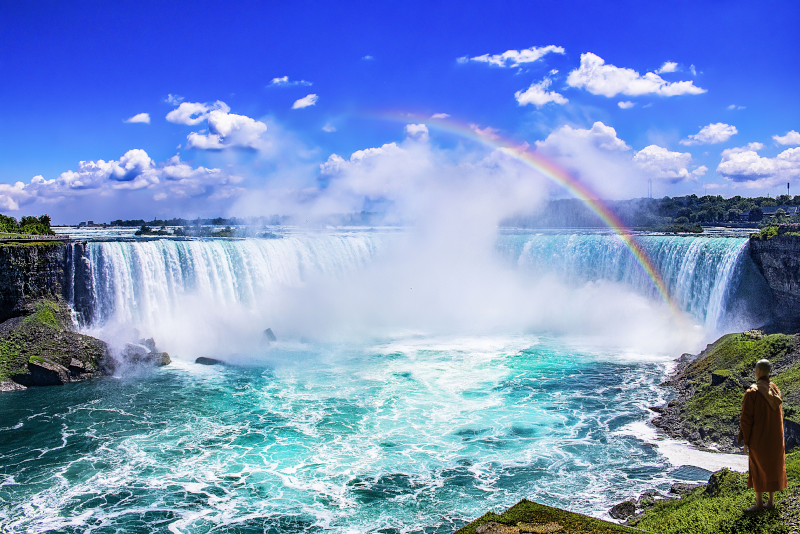 Niagara falls - day trips from New York City
