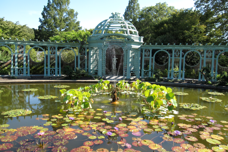 Old Westbury Gardens - day trips from New York City