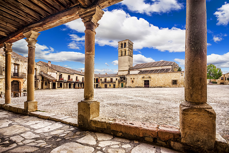 Pedraza - Day Trips from Madrid