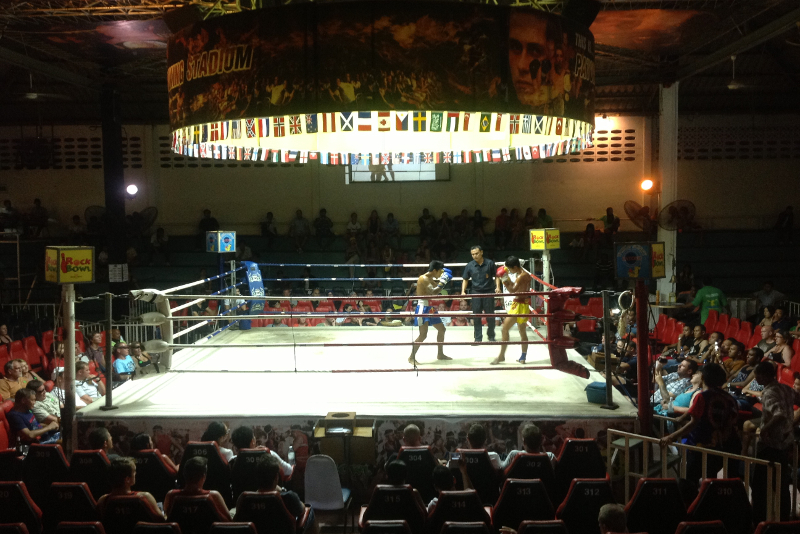 Phuket Boxing Stadium - Things To Do In Phuket