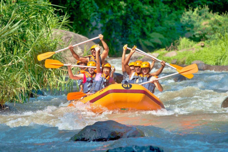 Rafting - Things To Do In Phuket