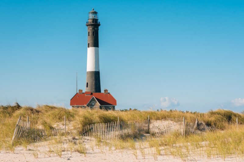 Fire Island day trips from New York City