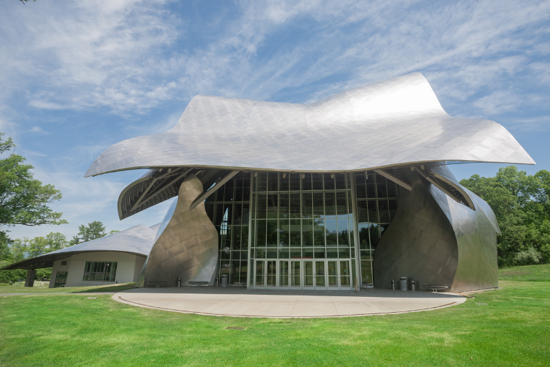 Richard B. Fisher Center for the Performing Arts day trips from New York City