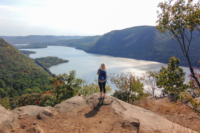 Breakneck Ridge day trips from New York City