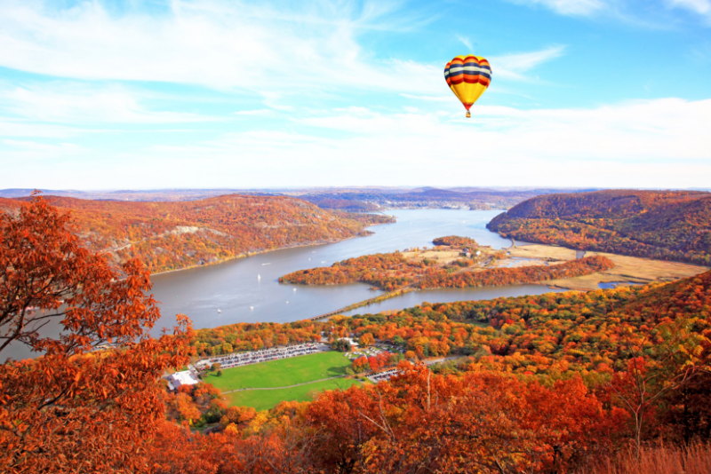 Bear Mountain day trips from New York City