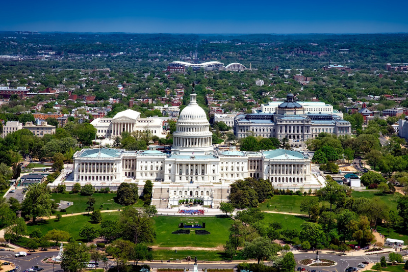 Washington DC day trips from New York City