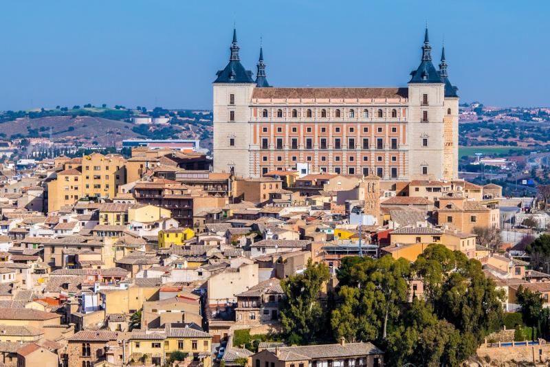 Toledo - Tagesausflüge von Madrid