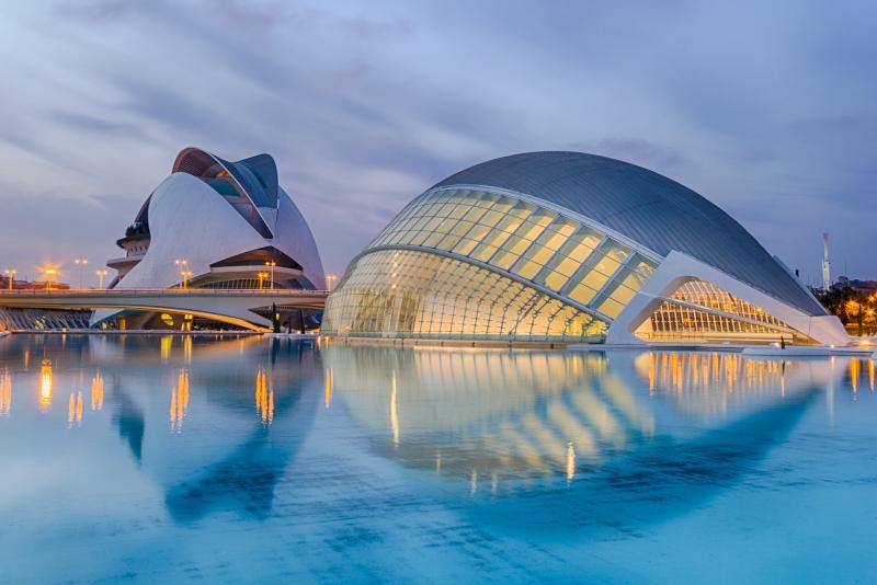 Valencia - Tagesausflüge von Madrid
