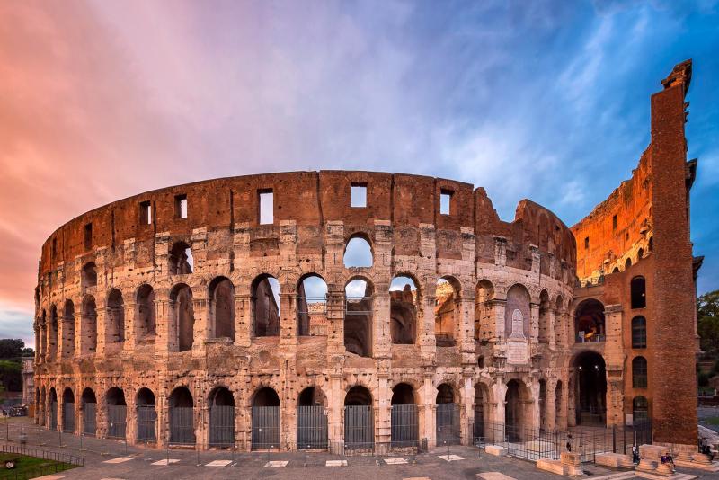 Dicas de viagem Coliseu - Bilhetes subterrâneos Coliseu