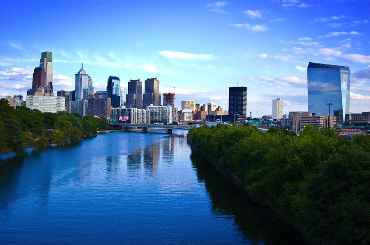 Philadelphia - day trips from New York City