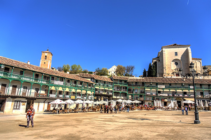 Chinchón - Day Trips from Madrid