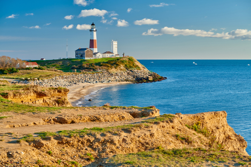 Montauk day trips from New York City