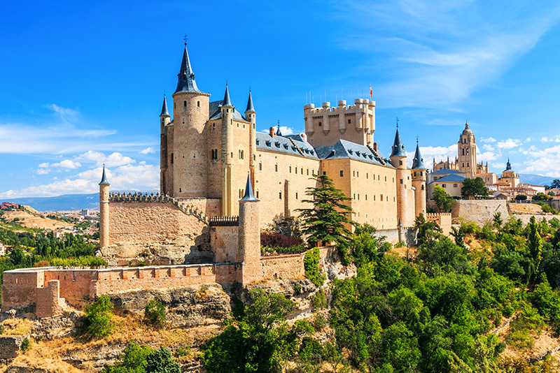 Segovia - Day Trips from Madrid