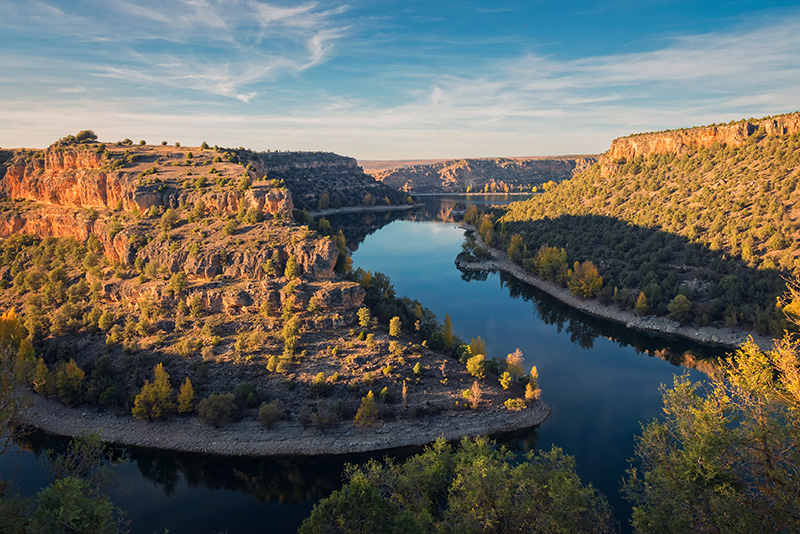 Hoces del Río Duratón - Day Trips from Madrid