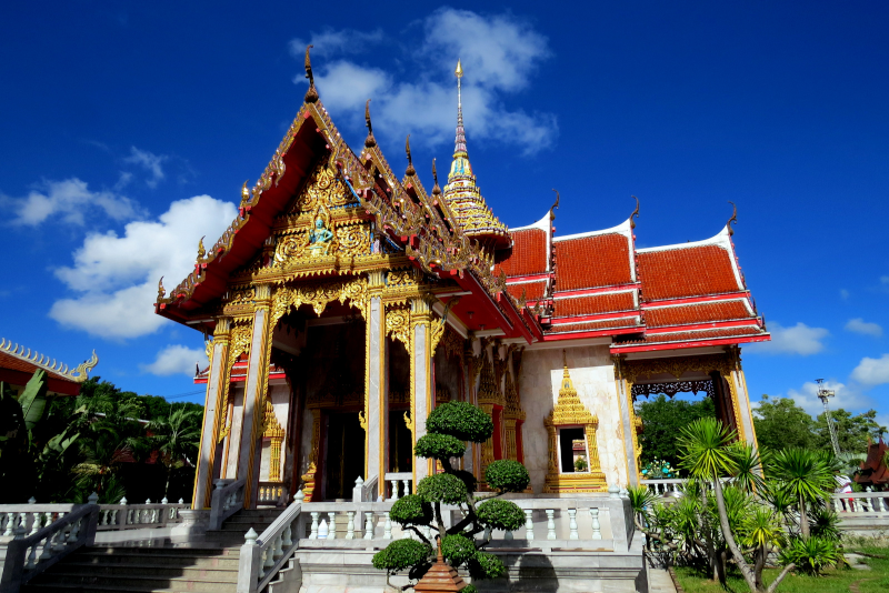 Wat Chalong - Things To Do In Phuket