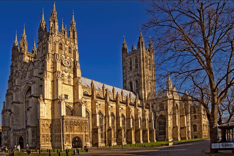 Canterbury - Day Trips From London
