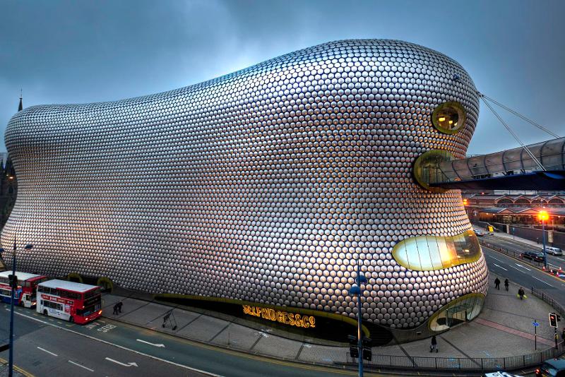 Birmingham - Tagesausflüge ab London