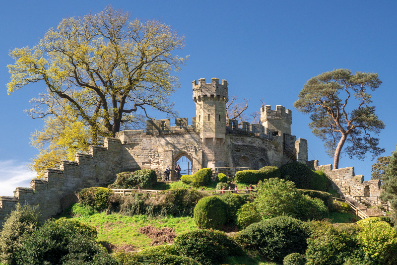 Warwick Castle - Tagesausflüge von London