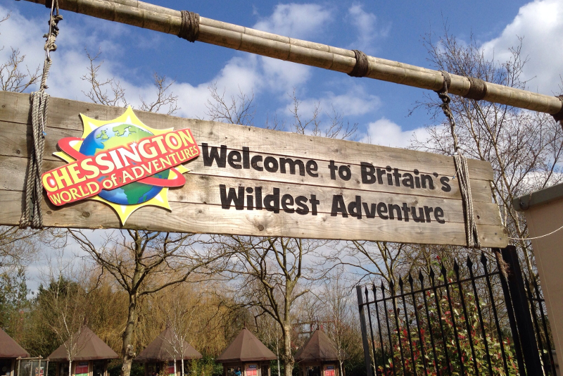 Chessington World of Adventure - Escursioni da Londra