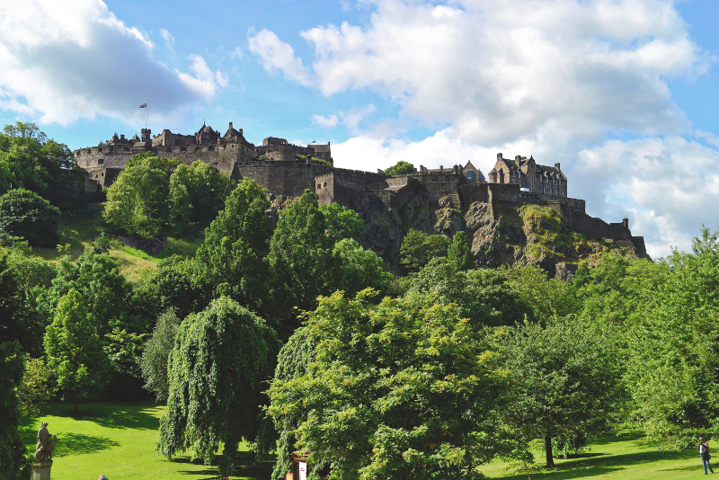 Edinburgh - Day Trips From London