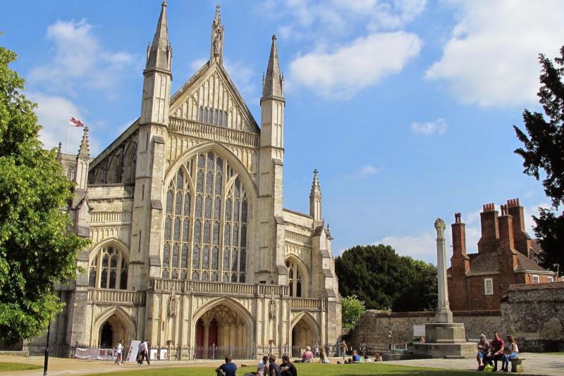Winchester Cathedral - Tagesausflüge von London