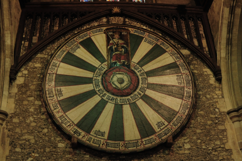 King Arthur Round Table - Day Trips From London