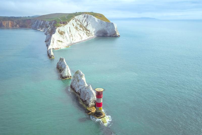 Isle of Wight - Tagesausflüge von London